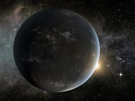 Most Earthlike Planets Found Yet: A Breakthrough By Marc Kaufman | Viva Technics | Chemistry Project | Scoop.it