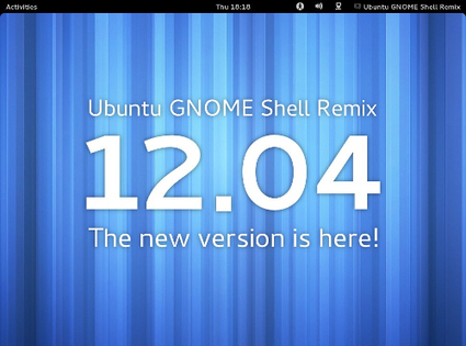 Ubuntu 12.04 GNOME Shell Remix disponibile per il download | oneOpenSource | L'openness informatica: hacking e Linux | Scoop.it