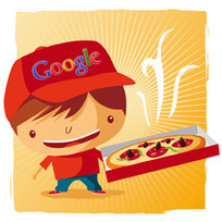 Why Brin & Page Really Started Google: Their Pizza Delivery Idea Failed | Public Relations & Social Media Insight | Scoop.it