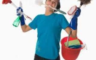 Is the tiring housework a healthy exercise? | Fitness Monthly | Scoop.it