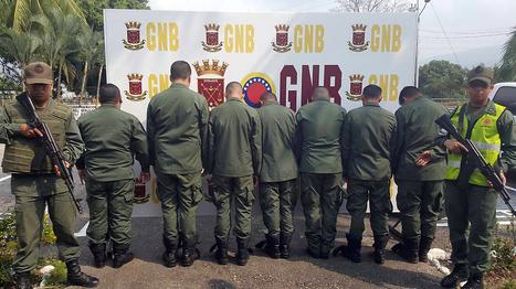 Mérida: Cargamento de presunta cocaína transportaban en camión militar | Política para Dummies | Scoop.it