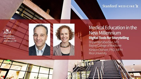Stanford Med X Live! Bringing the patient voice to medical education - YouTube   EdMedandTech   Scoop.it