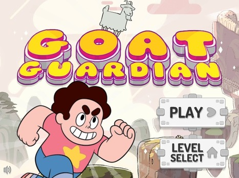 Goat Guardian | Best Cartoon Games | Scoop.it