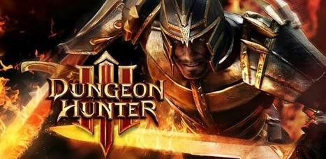 Dungeon Hunter 3 v1.0.8 | chhumsongly | Scoop.it