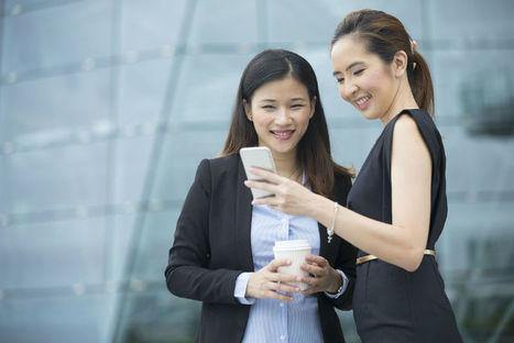E-commerce, paiement mobile, réseaux sociaux… Comment la Chine est devenue l'exemple digital à suivre | Retail, Numérique et Territoires | Scoop.it