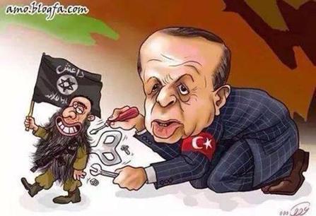 Recep Tayyip Erdoğan: Terrorist Unleashed - Intifada Palestine   Global Politics   Scoop.it