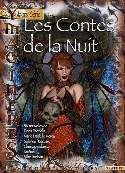 [webzine] Ymaginères – Les Créatures de la Nuit | SCRiiiPT | Jeux de Rôle | Scoop.it