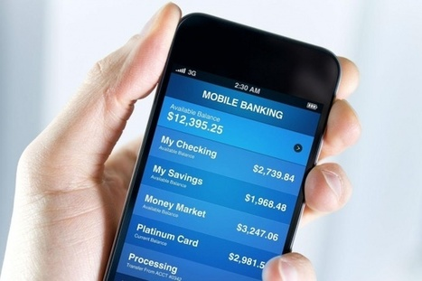 Smartphones have become the most popular way to bank - Digital Trends | Financial Services 3.0 | Scoop.it
