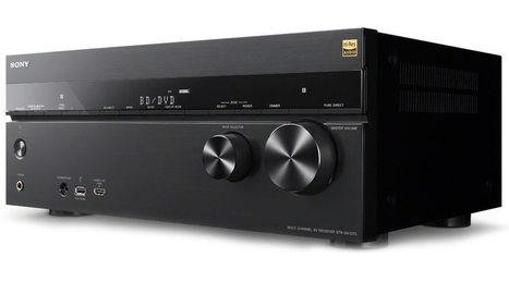 Sony STR-DN1070 REVIEW - Solid All Around Performer   HOME AUDIO & VIDEO   Scoop.it