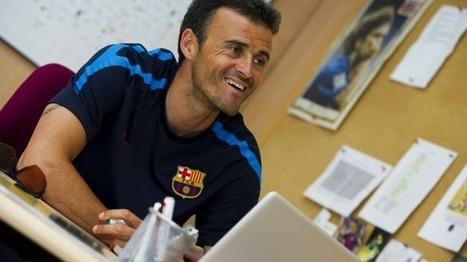 Barcelona anunció a Luis Enrique como nuevo entrenador | Frank Gómez n° Infinito | Scoop.it