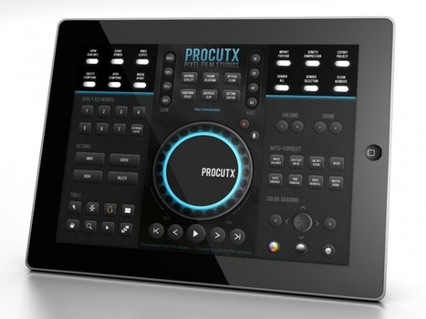 ProCutX App to Streamline Final Cut Pro X Editing From Your iPad - Mac Rumors | videotechnik | Scoop.it