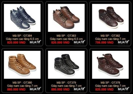 Tư vấn chọn giày nam cổ cao cho mùa thu đông 2014 | Giày tăng chiều cao Linhkent | Scoop.it