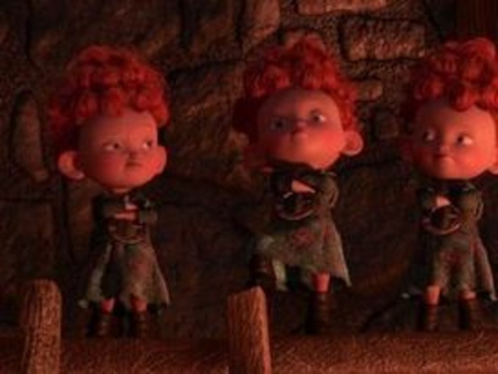 Exclusive: Brave - The Triplets | Machinimania | Scoop.it