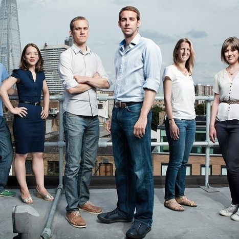 Europe's hottest startup capitals: London (Wired UK) | French Tech | Scoop.it