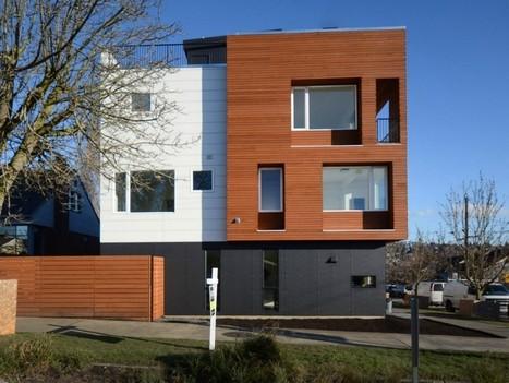 Eco-Friendly Ballard Townhouse - Urbnlivn   Sustainable Development   Scoop.it