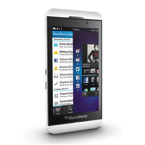 BlackBerry Z10 – BlackBerry smartphone 10 | High-Tech news | Scoop.it
