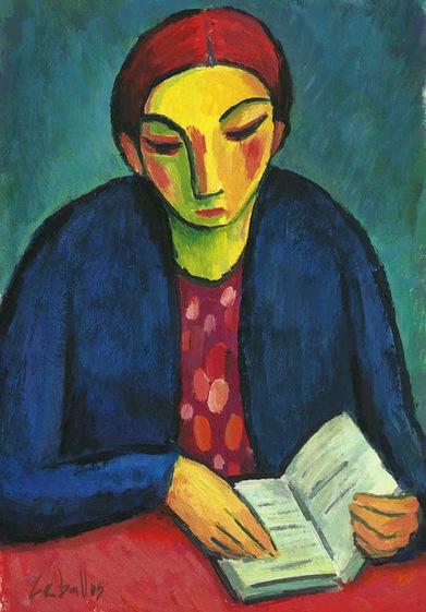 Mujeres lectoras | Lectura Bibliotecas LIJ | Scoop.it