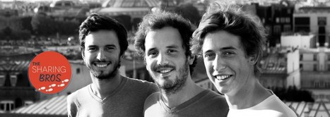 The Sharing Bros 21,000 KM with the Collaborative Economy | P2P Foundation | Peer2Politics | Scoop.it
