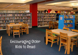 Encouraging a Love of Reading in Older Children | Action Research reading for pleasure | Scoop.it