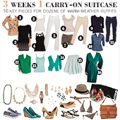 Adventure Chic - a blog full of travel tips and ideas for looking fabulous on the fly | Packing Guide for Warm Weather | Chic Travel Style | Scoop.it