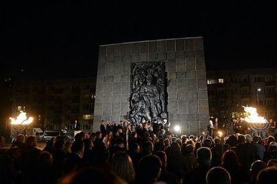 La Pologne célèbre le 70e anniversaire de l'insurrection du ghetto de Varsovie - Libération | Nos Racines | Scoop.it