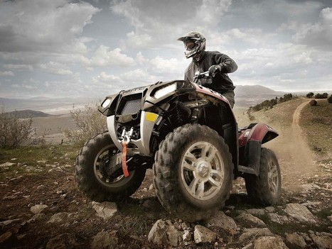 ATV Vehicle Accidents: How to Defend Against Injury? | All Terrain Vehicles | Scoop.it