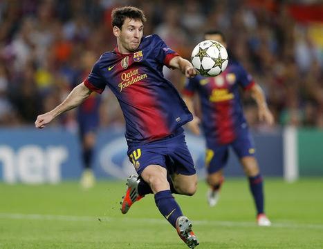 Lionel Messi – FOOTBOLIA   soccerlive   Scoop.it