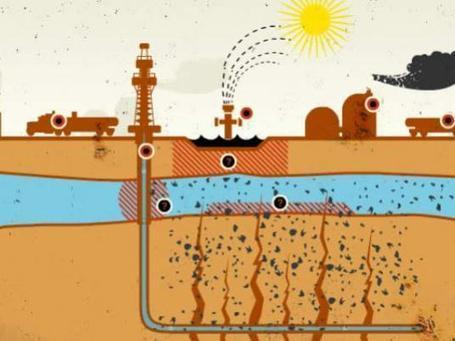 Is fracking responsible for the flooding of an Upper Egyptian village?   Égypt-actus   Scoop.it