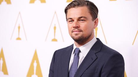 Leonardo DiCaprio to Receive 'Russian Oscar' - The Hollywood ... | Leonardo DiCaprio | Scoop.it