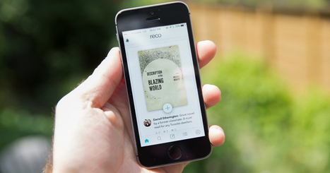 Reco thinks books are better when they're recommended by people you trust | Ebook and Publishing | Scoop.it