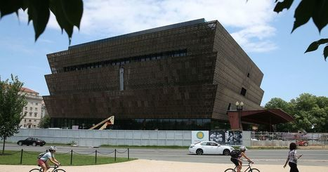 """Smithsonian opening African-American history museum Sept. 24"" 