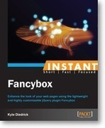 Enhance the look and feel of webpages using Fancybox with Packt's new book and eBook | Books and e-Books from Packt Publishing - November & December'13 | Scoop.it