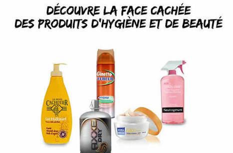 « Que contiennent tes produits de beauté ? », par Générations ... - madmoiZelle.com | Health Care | Scoop.it