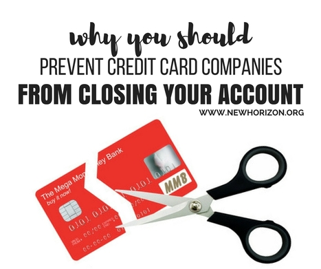 Why You Should Prevent Credit Card Companies from Closing Your Account | Daily Personal Finance Tidbits | Scoop.it
