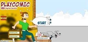 Playcomic, un recurso para la expresión escrita del inglés y el castellano | ( MariPepis Mg) | Scoop.it
