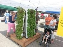 FREE Introduction to Vertical Garden Growing at #CowboyTrailFarm March 8 2pm #Yelp | FoodHub Las Vegas | Scoop.it