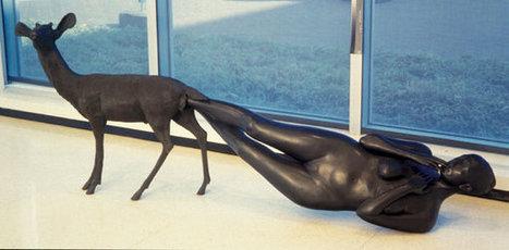 Kiki Smith: Born | Art Installations, Sculpture, Contemporary Art | Scoop.it