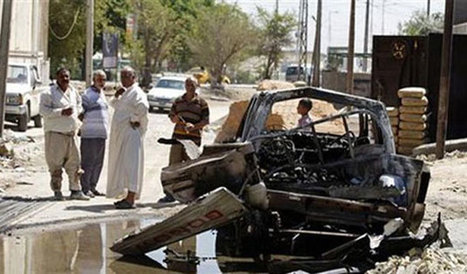 Nine people killed, 37 wounded in Baghdad attacks - World Bulletin | News You Can Use - NO PINKSLIME | Scoop.it