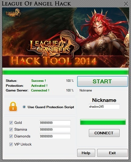 League Of Angel Hack | Top Android and iOS games News | Scoop.it