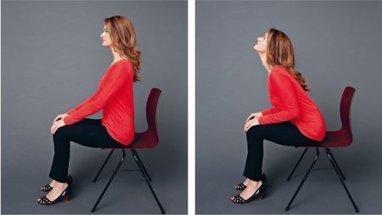 La pause yoga au bureau : soulager le bas du dos | La Boîte à Idées d'A3CV | Scoop.it