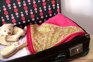 Valise maternité - Préparer sa valise pour la maternité - Made by Emy | Maternité | Scoop.it