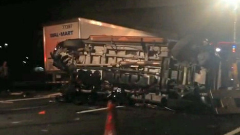 Wal-Mart Seeks to Settle Morgan Lawsuit Over Limo Crash | California Trucking Safety and Accident Claim News and Information | Scoop.it