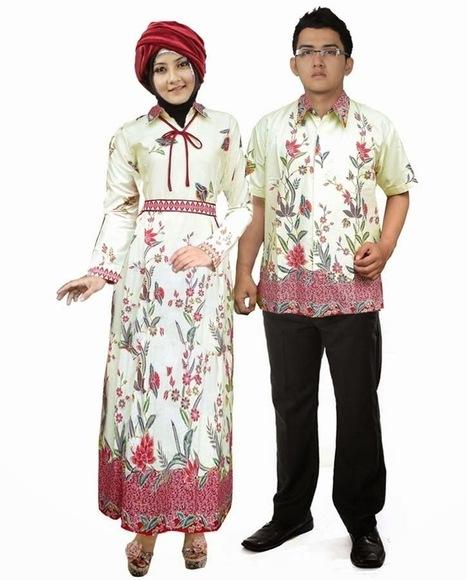 Baju Couple Muslim Batik Keluarga Terbaru | Kumpulan Tips Kecantikan dan Kesehatan | Scoop.it