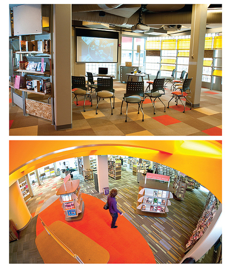 Customizing User Design To Fit Your Community's Needs | Library by Design | All things library coloured. | Scoop.it