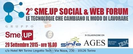 Sme.UP - 2° Social & Web Forum | Bringing Light - Technology Focus | Scoop.it