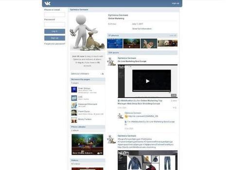 Optimiza Germani | VK on Best Web Advertising | Best Online Shop Top Search Marketing | Scoop.it
