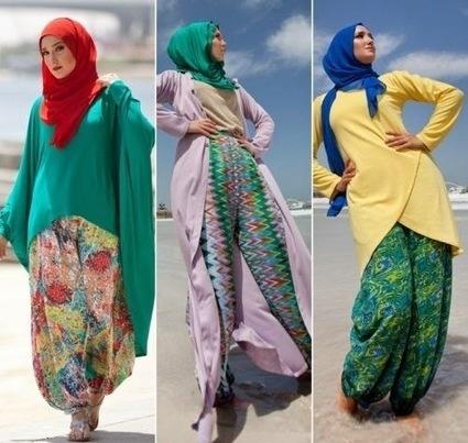 Baju Muslim Modern Terbaru untuk Traveling | Kumpulan Tips Kecantikan dan Kesehatan | Scoop.it