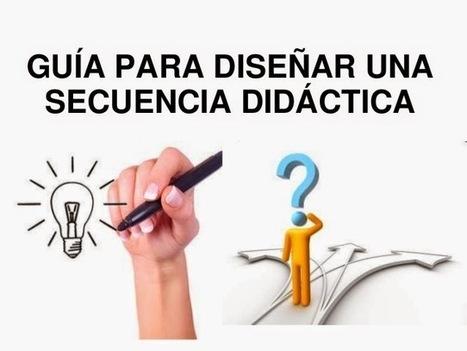 La Metodología en la Educación.: ¿CÓMO REALIZO UNA SECUENCIA DIDÁCTICA? | Académicos | Scoop.it