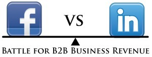 LinkedIn Vs. Facebook: Which is Better For Business ... | LinkedIn for Sales Professionals | Scoop.it