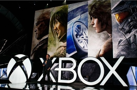 Games, hardware, and everything unveiled during Microsoft's E3 conference | Immersive World Technology | Scoop.it